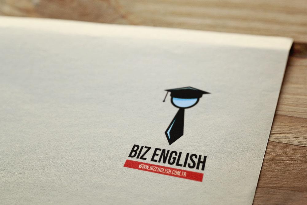 Biz English Paper New logo