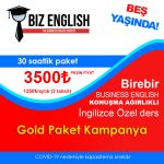 Biz English Fiyat