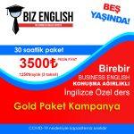 Biz English Fiyat